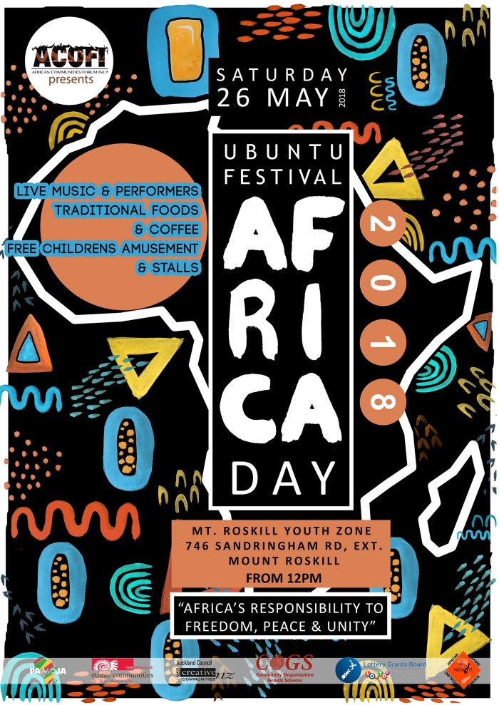 Africa Day 2018 - A5 Poster_2